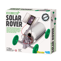 ~ 4M ~綠色科學系列 ~ 太陽能巡邏車 Solar Rover