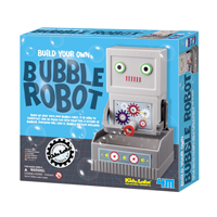 【 4M 】愛吹泡泡機器人 Bubble Robot