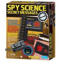 ~ 4M ~Spy Science Secret Messages 間諜密碼科學
