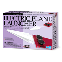 ~ 4M ~發射飛行器 Electric Plane Launcher