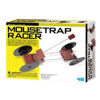 【 4M 】趣味捕鼠器改裝賽車 Mousetrap Racer
