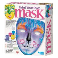 ~ 4M美勞創作 ~變臉三部曲 Make Your Own Mask