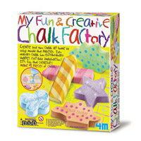 【 4M 】My Fun & Creative Chalk Factory 趣味粉筆畫