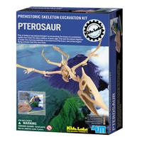 【 4M 】挖掘翼手龍 Pterosaur