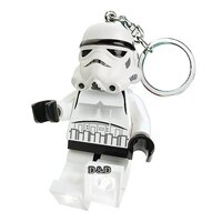【 LEGO 樂高LED 鑰匙圈 】沙漠白兵 LED 鑰匙圈(精裝)