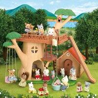 【 EPOCH 】森林家族 - 森林三層樹屋