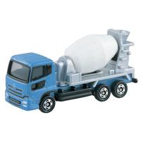 【 TOMICA 火柴盒小汽車】TM053 NISSAN DIESEL Quon MIXIER CAR