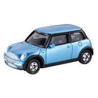 【 TOMICA 】TM043 MINI COOPER