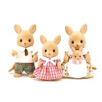 【EPOCH】森林家族-袋鼠家庭組