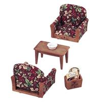 【 EPOCH 】森林家族 - 新沙發椅組