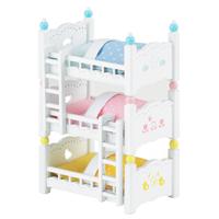 【EPOCH】森林家族-嬰兒三層床