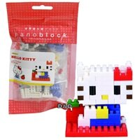 【 nanoblock 】HELLO KITTY  系列 NBCC - 001 HELLO KITTY