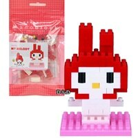【 nanoblock 】HELLO KITTY  系列 NBCC - 002 美樂蒂