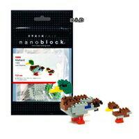 【 nanoblock 】NBC-061 綠頭鴨