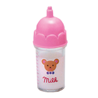 【 小美樂娃娃 】牛奶瓶