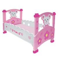 【 小美樂娃娃 】小熊床