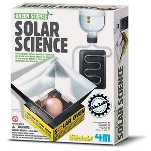 《4M科學探索》Solar Science 太陽能科學