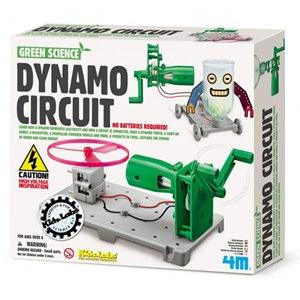 《4M科學探索》動力發電裝置 Dynamo Circuit Board