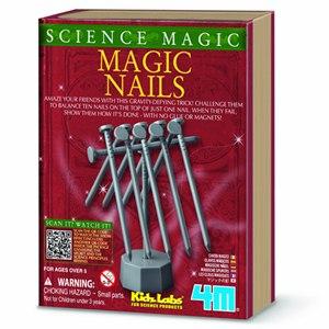 《4M科學探索》科學魔術 -  Magic Nails 魔法釘子