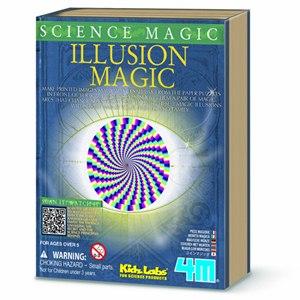 《4M科學探索》科學魔術 -  Illusion Magic 幻象萬千