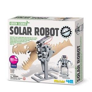 《4M科學探索》Solar Robot 太陽能機器人