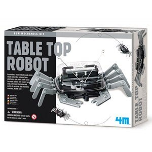 《4M科學探索》Table Top Robot 螃蟹機器人