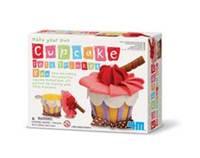 ~ 4M ~Make Your Own Cupcake Felt Trinket Box