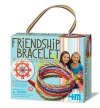 ~ 4M美勞創作 ~Friendship Bracelet 好朋友幸運手環