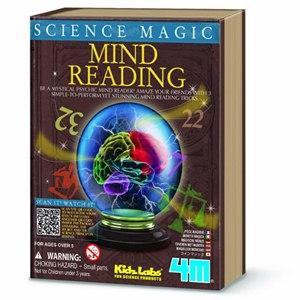 《4M科學探索》科學魔術 - Mind Reading 讀心大法
