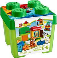 樂高積木 LEGO《 LT10570 》2014 年 Duplo 幼兒系列 - 樂高®得寶®多合一禮品套裝