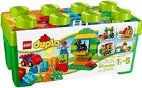 積木玩具推薦到樂高積木 LEGO《 LT10572 》Duplo 幼兒系列 - 樂高®得寶®多合一樂趣箱就在東喬精品百貨商城推薦積木玩具