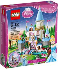 樂高積木LEGO《 LT41055 》2014 年迪士尼公主系列 > Cinderella's Romantic Castle