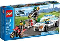 樂高積木 LEGO《 LT60042 》2014 年 CITY 城市系列 - 警察高速追捕