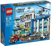 樂高積木 LEGO《 LT60047 》2014 年 CITY 城市系列 - 警察局
