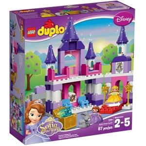 樂高積木 LEGO《 LT10595 》2015年 Duplo 幼兒系列 - 小公主蘇菲亞® 皇家城堡