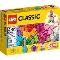 海綿寶寶週邊商品推薦樂高積木 LEGO《 LT10694 》2015 年 基本顆粒系列- 樂高® 創意盒亮彩版