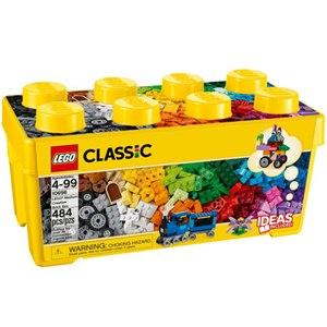 樂高積木 LEGO《 LT10696 》2015 年 基本顆粒系列- 樂高R 中型創意拼砌盒