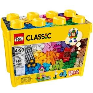 樂高積木 LEGO《 LT10698 》2015 年 基本顆粒系列- 樂高® 大型創意拼砌盒