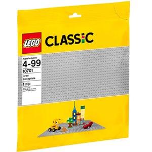 東喬精品百貨商城:樂高積木LEGO《LT10701》2015年基本顆粒系列-灰色大底板