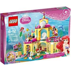 樂高積木LEGO《 LT41063 》2015 年迪士尼公主系列 - 小美人魚的海底宮殿