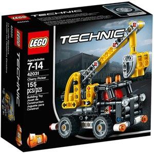 樂高積木LEGO《 LT42031 》2015 年 Technic 科技系列 - 活動起重機