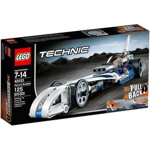 樂高積木LEGO《 LT42033 》2015 年 Technic 科技系列 - 破紀錄賽車