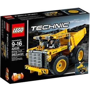樂高積木LEGO《 LT42035 》2015 年 Technic 科技系列 - 採礦大卡車
