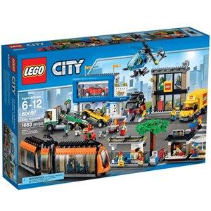 樂高積木LEGO《 LT60097 》2015 年CITY 城市系列 - 城市廣場