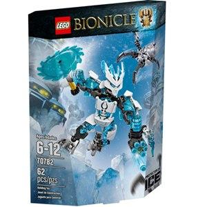 樂高積木LEGO《 LT70782 》2015 年 Bionicle 生化戰士系列 - 冰系守護者