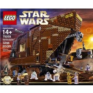 樂高積木 LEGO《 LT75059 》2015 年 STAR WARS 星際大戰 ™ 系列 > Sandcrawler™