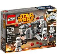 星際大戰 LEGO樂高積木推薦到樂高積木LEGO《 LT75078 》2015 年 STAR WARS 星際大戰系列 - 帝國軍隊運輸就在東喬精品百貨商城推薦星際大戰 LEGO樂高積木