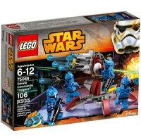 星際大戰 LEGO樂高積木推薦到樂高積木LEGO《 LT75088  》2015 年 STAR WARS 星際大戰系列 - 參議院突擊隊部隊 ╭★ JOYBUS歡樂寶貝就在東喬精品百貨商城推薦星際大戰 LEGO樂高積木