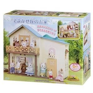 ~ EPOCH ~森林家族~藍頂陽台房屋 ~  好康折扣