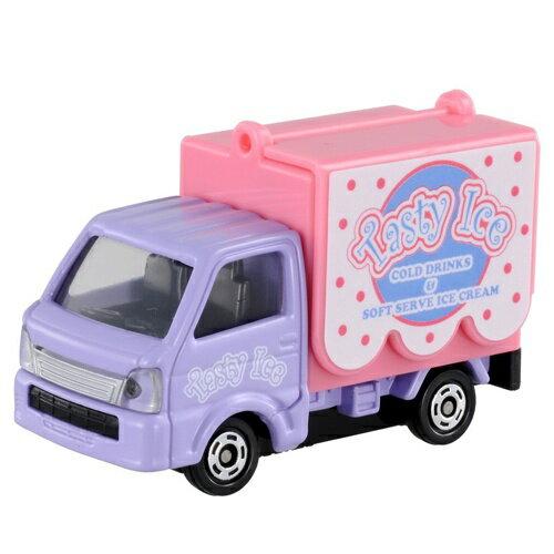 《TOMICA火柴盒小汽車》TM057 快餐車- 冰淇淋店 (初回限定版)